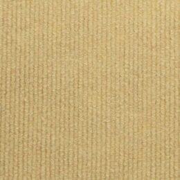 Acoustic Wall Rib - Cream Wallcover