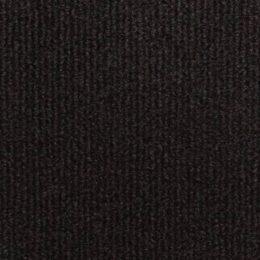 Acoustic Wall Rib - Black Wallcover